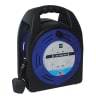 Masterplug 4 Gang 13A Case Cable Reel 20m Blue