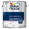 Dulux Trade Satinwood Paint 2.5L Pure Brilliant White