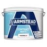 Armstead Trade Contract Matt Emulsion Paint 10L Magnolia