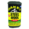 Oakey Steel Wool Roll 2C Medium Black