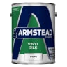 Armstead Trade Vinyl Silk 5 Litre White