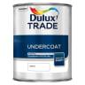 Dulux Trade Undercoat Paint 1L White