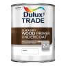 Dulux Trade Quick Dry Wood Primer Undercoat 1L White