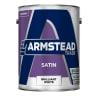 Armstead Trade Satin 5 Litre Brilliant White