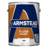 Armstead Trade Floor Paint 5 Litre Red