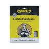 Oakey Sandpaper 230 x 280mm Light Brown