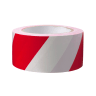 Barrier Safety Tape 500m x 75mm Red and White