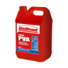 Unibond Super PVA Adhesive Sealer And Primer Jerry Can 5 Litre