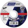 Norton Steel-Inox Flat Metal Cutting Disc 230 x 2.5 x 22.23mm