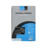 NOVIPro Bugle Head Drywall Screws And Bit 3.5 x 38mm Black