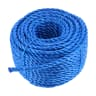 NOVIPro Poly Rope Coil 6mm x 30m Blue