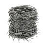 NOVIPro Garden Barbed Wire 25m x 1.7mm Chrome