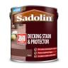 Sadolin Decking Stain and Protector Teak 2.5 Litre