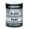 Bostic Cementone Bitumen Waterproof Paint 5.0L Black