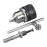 Bosch Drilling SDS Plus Chuck/Adapter Silver/Black