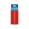 Rawlplug Universal Uno Plug 28 x 6mm Red Pack of 96