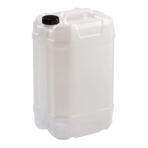 Polythene Water Container 25L