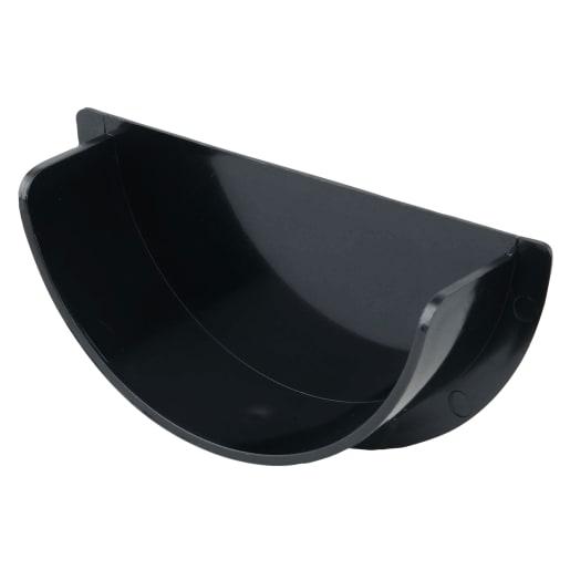 Osma RoundLine Internal Stopend 112mm Black