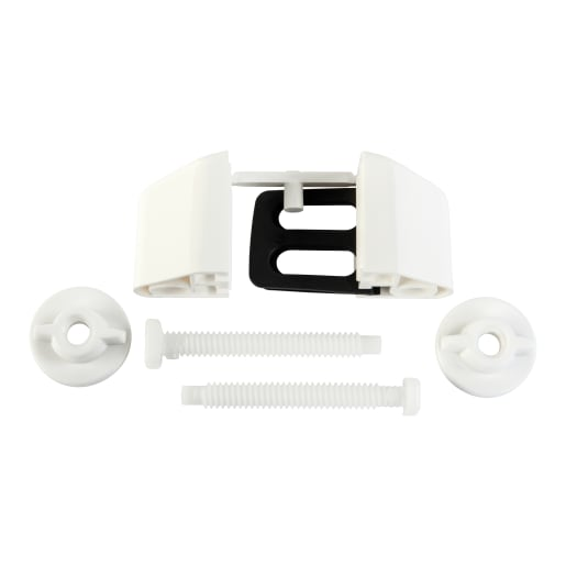 Altech WC Spares Seat Fitting White 50888