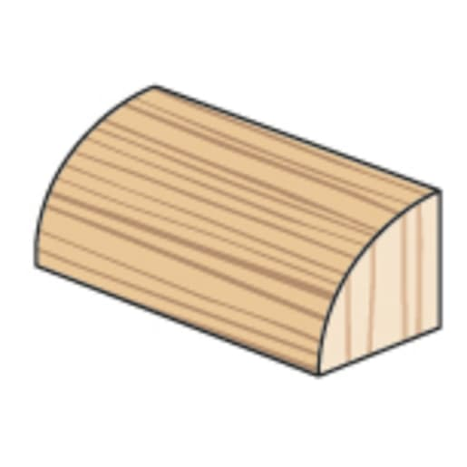 Redwood Quadrant 25 x 25mm (act size 20.5 x 20.5mm)