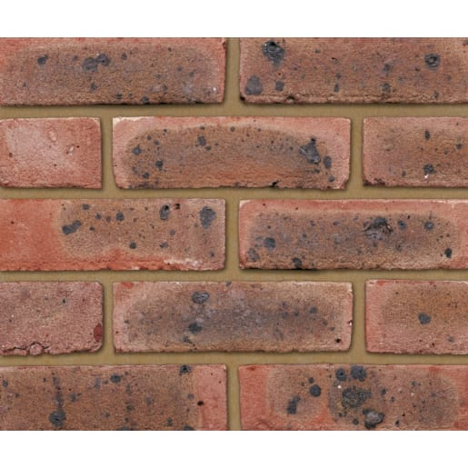 Ibstock Chailey Stock Brick 65mm Red