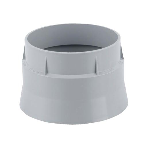OsmaSoil Weathering Collar 110mm Grey