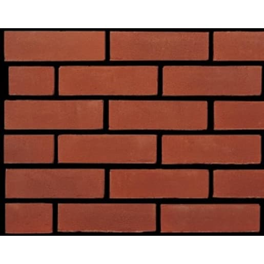 Ibstock Leicester Brick 65mm Red
