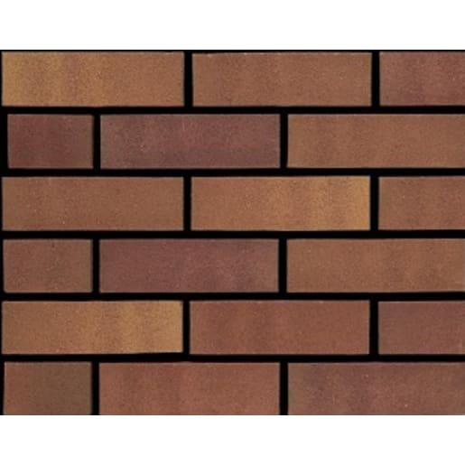 Ibstock Tradesman Heather Brick 65mm Brown