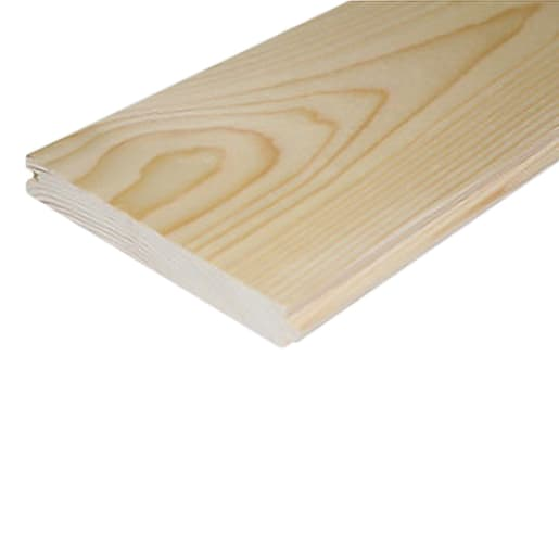 Whitewood Tongue and Groove 22 x 125mm (act size 19 x 120mm)