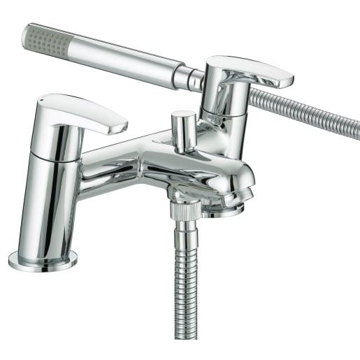 Bristan Orta Bath Shower Mixer Chrome
