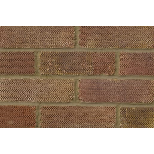 LBC Rustic Antique Brick 65mm Red