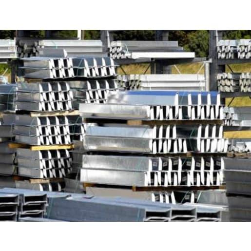 Birtley LA Single Leaf External Wall Steel Lintel 900mm