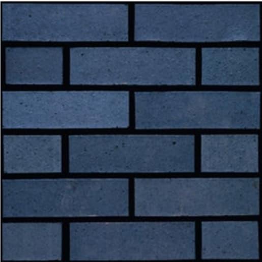Wienerberger Class B Perforated Engineering Brick 65mm Blue