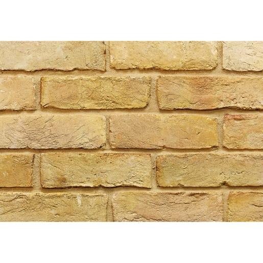 Imperial Handmade Brick Yellow Stock 68mm