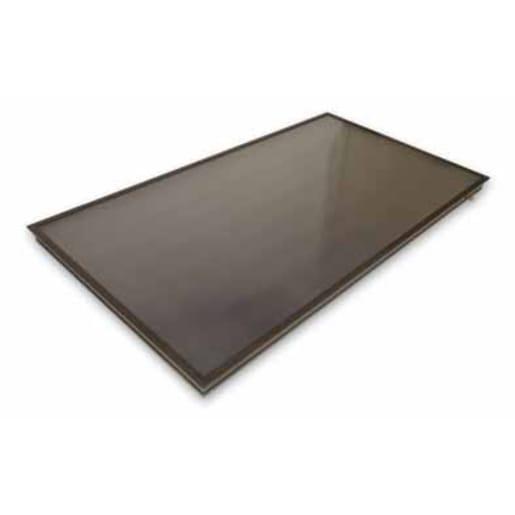 Grant Solar Sahara Kit On Roof 3 Collector 2043 x 3561 x 80mm