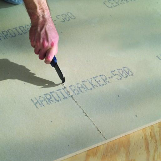 HardieBacker Cement Backer Board 1200 x 800 x 12mm
