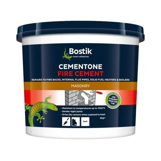 Evo-Stik Cementone Fire Cement 2kg