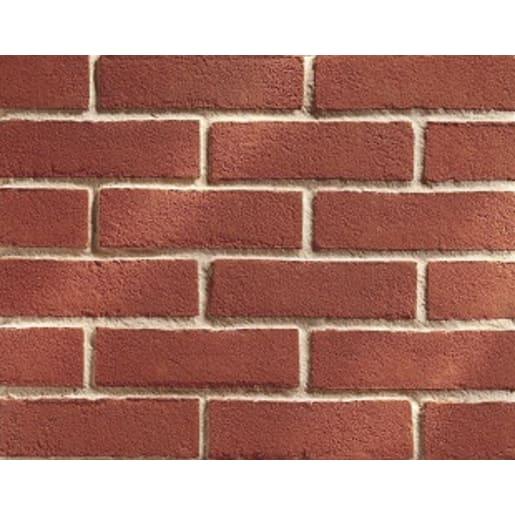 Jewson Westminster Brick 65mm Red