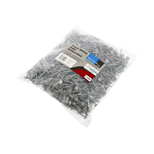 Galvanised Clout Nails 2.65 x 30mm 2.5kg