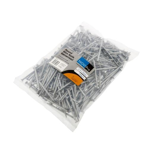 Round Wire Nails 75 x 3.75mm 2.5kg Galvanised