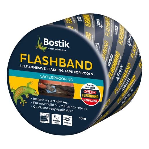 Bostik Flashband Flashing Tape 10M x 225mm Grey