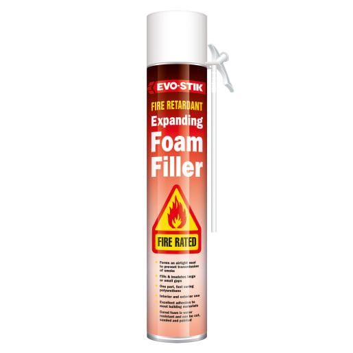 Evo-Stik Fire Retardant Expanding Foam Filler 700ml