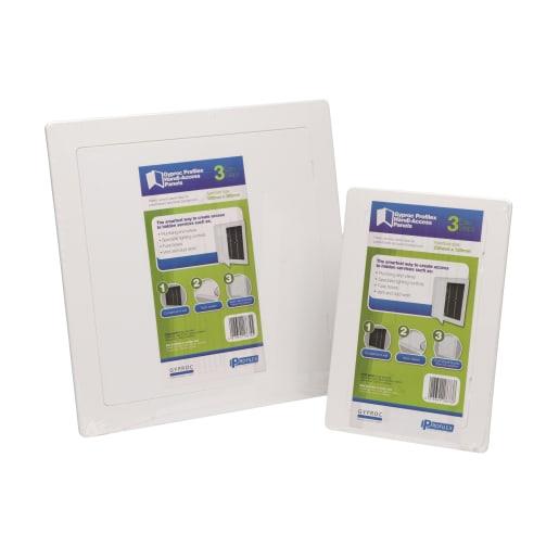 Gyproc Profilex Handi Access Panel 300 x 300mm White