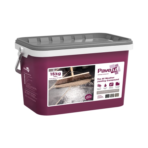 Pavetuf Landscaping Jointing Compound 15kg Grey
