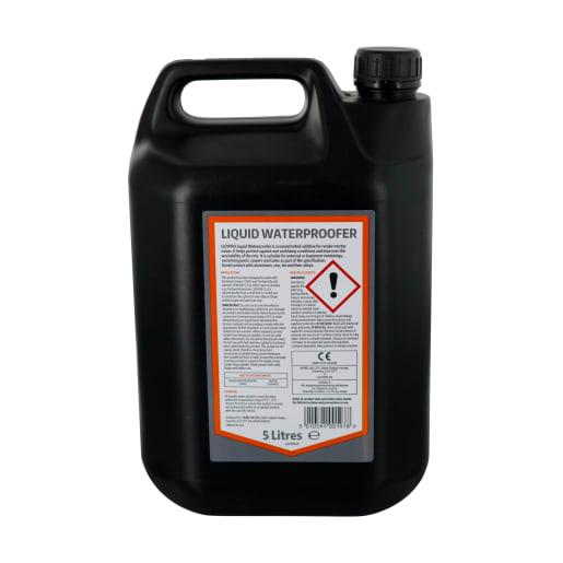 UltiPro Liquid Water proofer 5 Litre Black