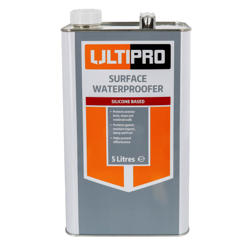 Ultipro Silicone Water proofer 5 Litre Clear