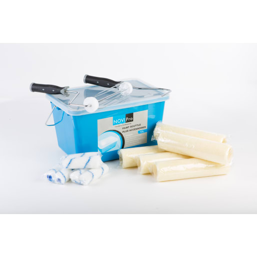 NOVIPro Paint Scuttle and Accessories