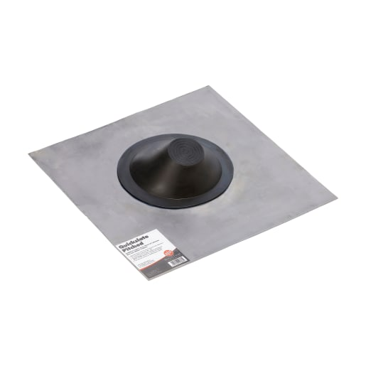 BLM Quickslate Pitched 20-40 Degree 450 x 450mm Silver