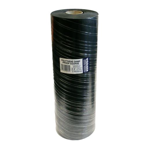 Visqueen Polyethylene Damp Proof Course 30m x 450 x 0.5mm