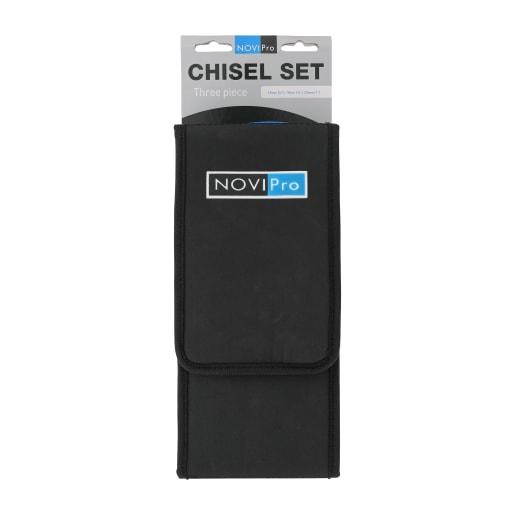 NOVIPro Wood Chisel Black